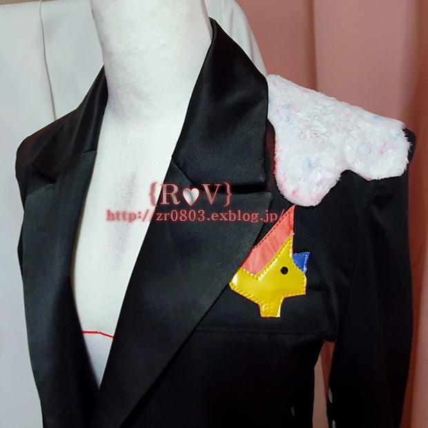 第五人格 -納棺師-1周年衣装_b0273504_10542391.jpg