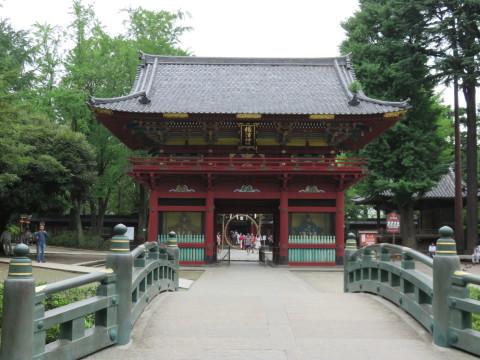 根津神社(新江戸百景めぐり㉕)_c0187004_20000253.jpg