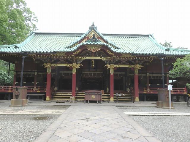 根津神社(新江戸百景めぐり㉕)_c0187004_20002633.jpg
