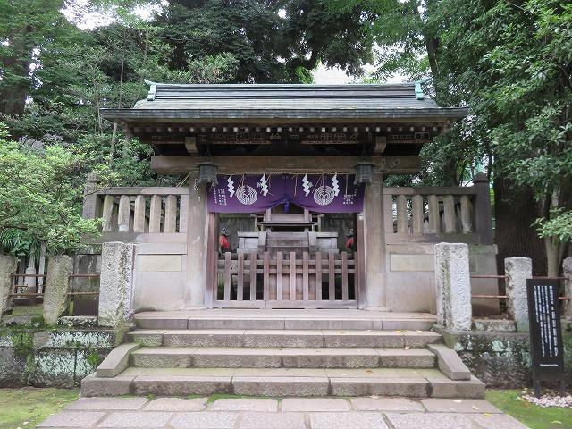 根津神社(新江戸百景めぐり㉕)_c0187004_20041896.jpg