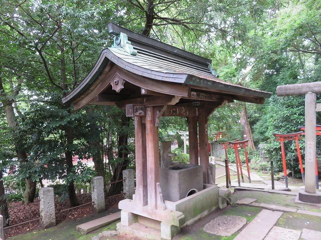 根津神社(新江戸百景めぐり㉕)_c0187004_20043581.jpg