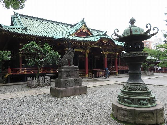 根津神社(新江戸百景めぐり㉕)_c0187004_20050555.jpg
