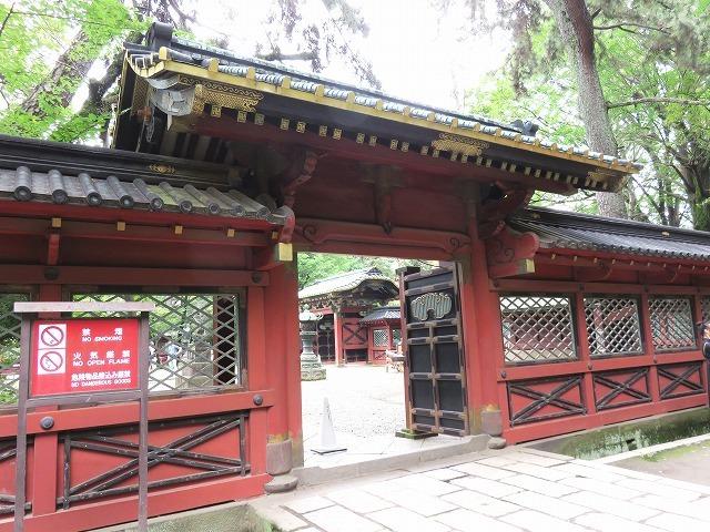 根津神社(新江戸百景めぐり㉕)_c0187004_20052519.jpg