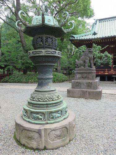 根津神社(新江戸百景めぐり㉕)_c0187004_20065261.jpg