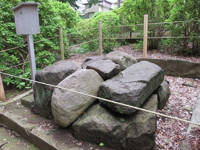 根津神社(新江戸百景めぐり㉕)_c0187004_20073951.jpg