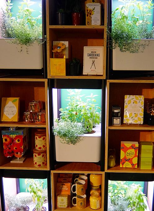 アメリカでは室内で新鮮な野菜やハーブを育てるのが、最新トレンド?_b0007805_02114275.jpg