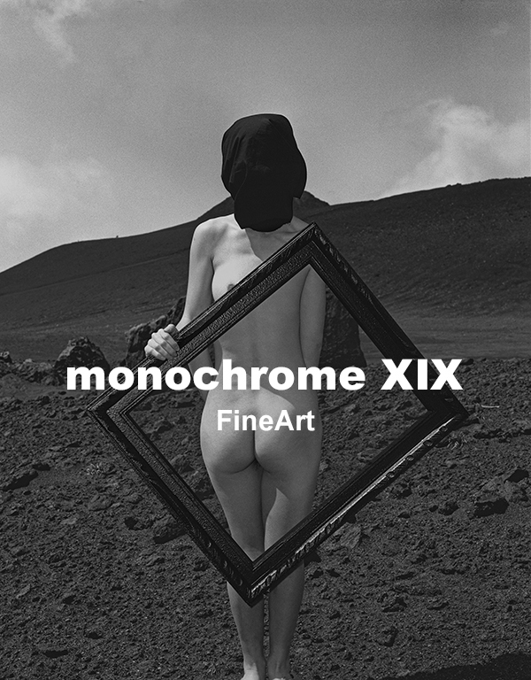 monochrome XIX「FineArt」後半の3週目の3日目、本日もご来館頂きました皆様ありがとうございました!_b0194208_23061915.jpg