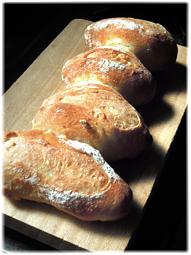 6回目で完成!フランスパンは最低でも250℃で_d0221430_15474401.jpg