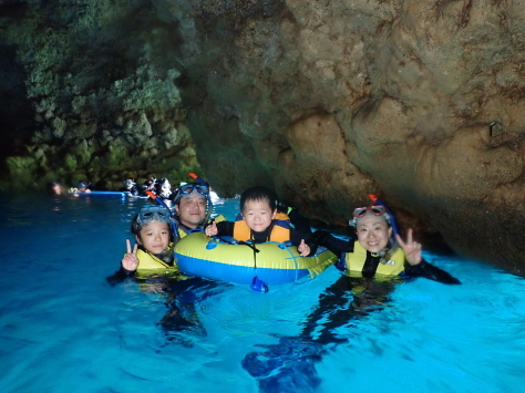 8月21日青の洞窟から水納島まで_c0070933_23160353.jpg