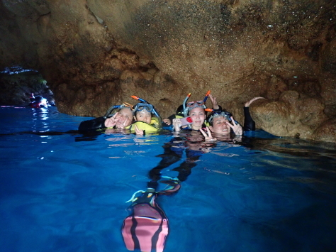8月21日青の洞窟から水納島まで_c0070933_23191621.jpg