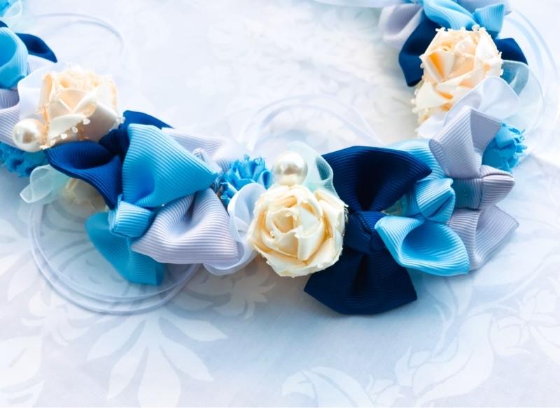 【リボン リボン リボン Ribbon Ribbon Ribbon】 - ハワイでリボンレイ&製作スクール  Ribbon lei Happy na Mainichi!