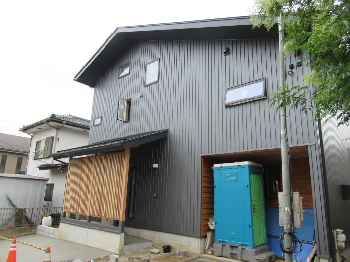 横浜市泉区新橋町の家☆工事最終段階へ!_c0152341_21261895.jpg
