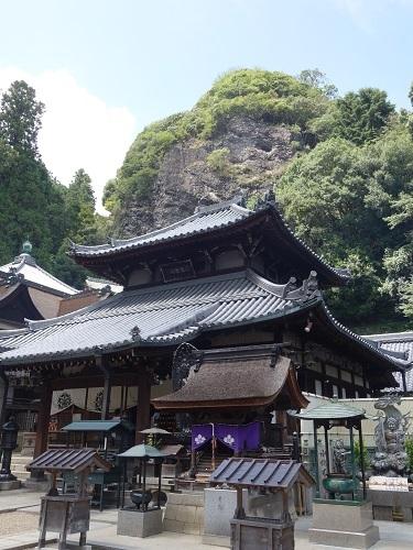 生駒の宝山寺の歓喜天にお参りして、清浄歓喜団をいただきました_c0030645_16532232.jpg