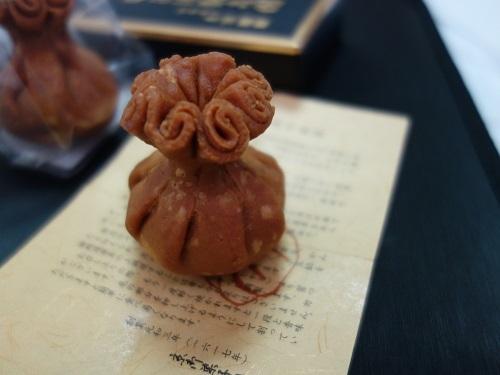 生駒の宝山寺の歓喜天にお参りして、清浄歓喜団をいただきました_c0030645_16541382.jpg
