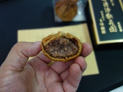 生駒の宝山寺の歓喜天にお参りして、清浄歓喜団をいただきました_c0030645_16542504.jpg