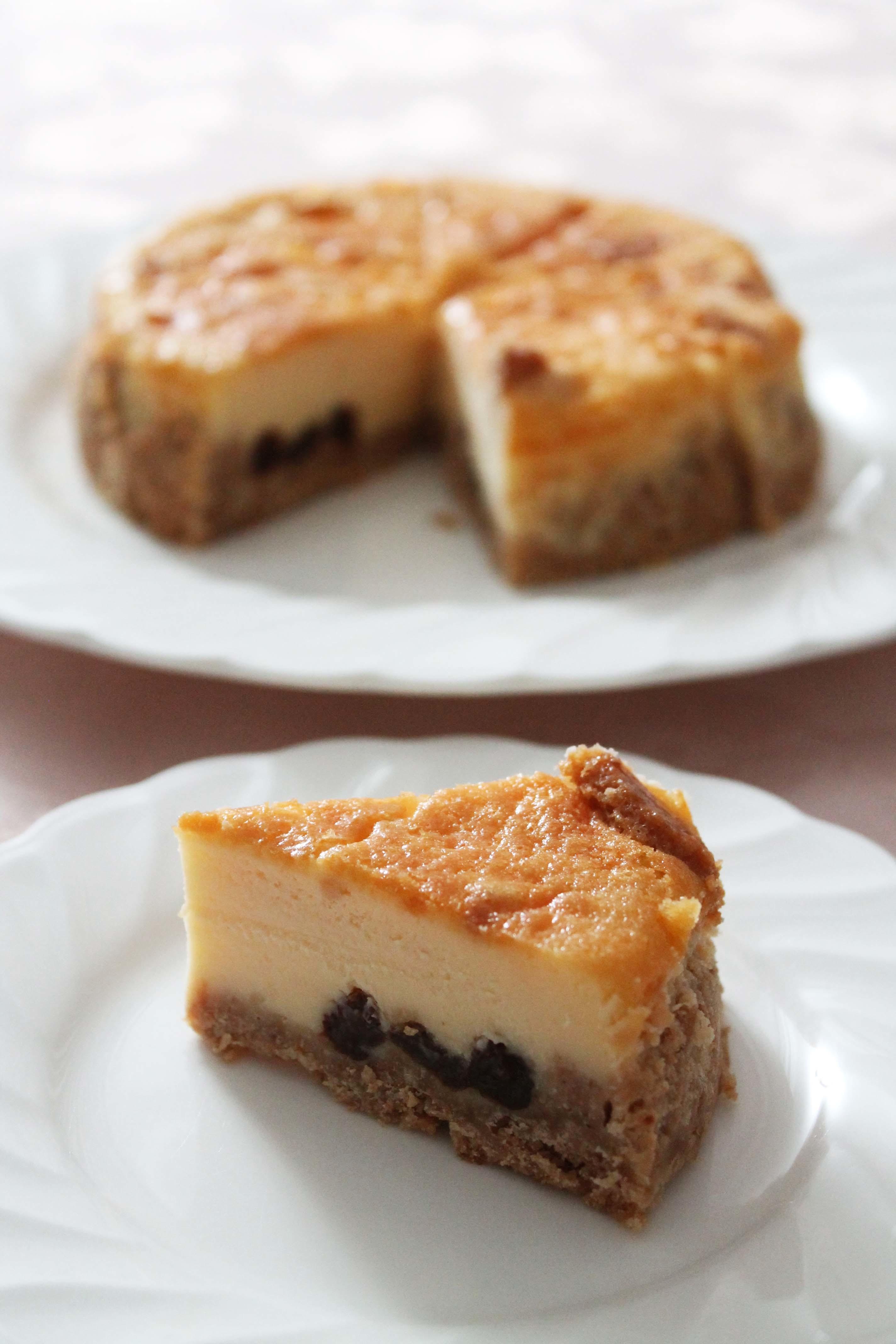 ニューヨークスタイル「チーズケーキ」_d0377645_23203851.jpg