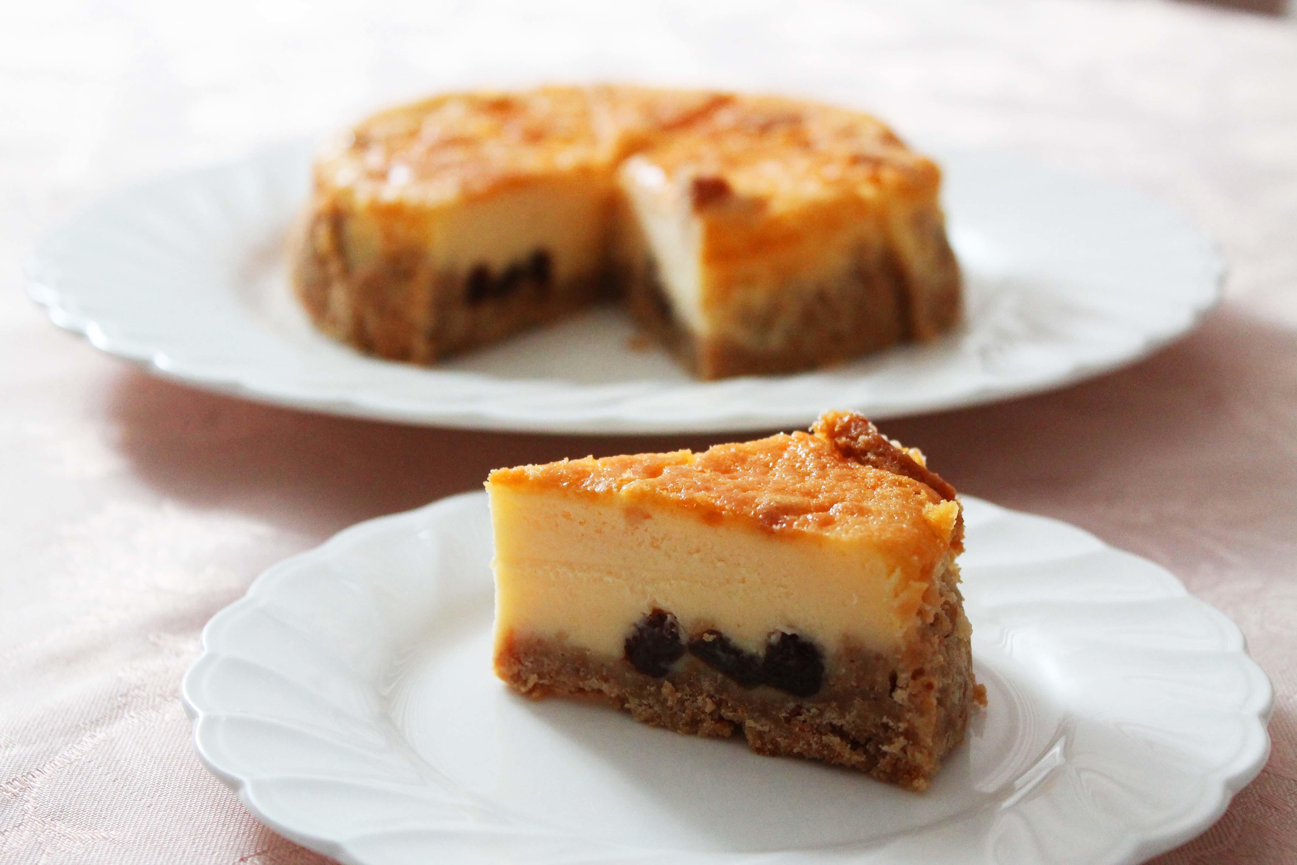 ニューヨークスタイル「チーズケーキ」_d0377645_23204144.jpg