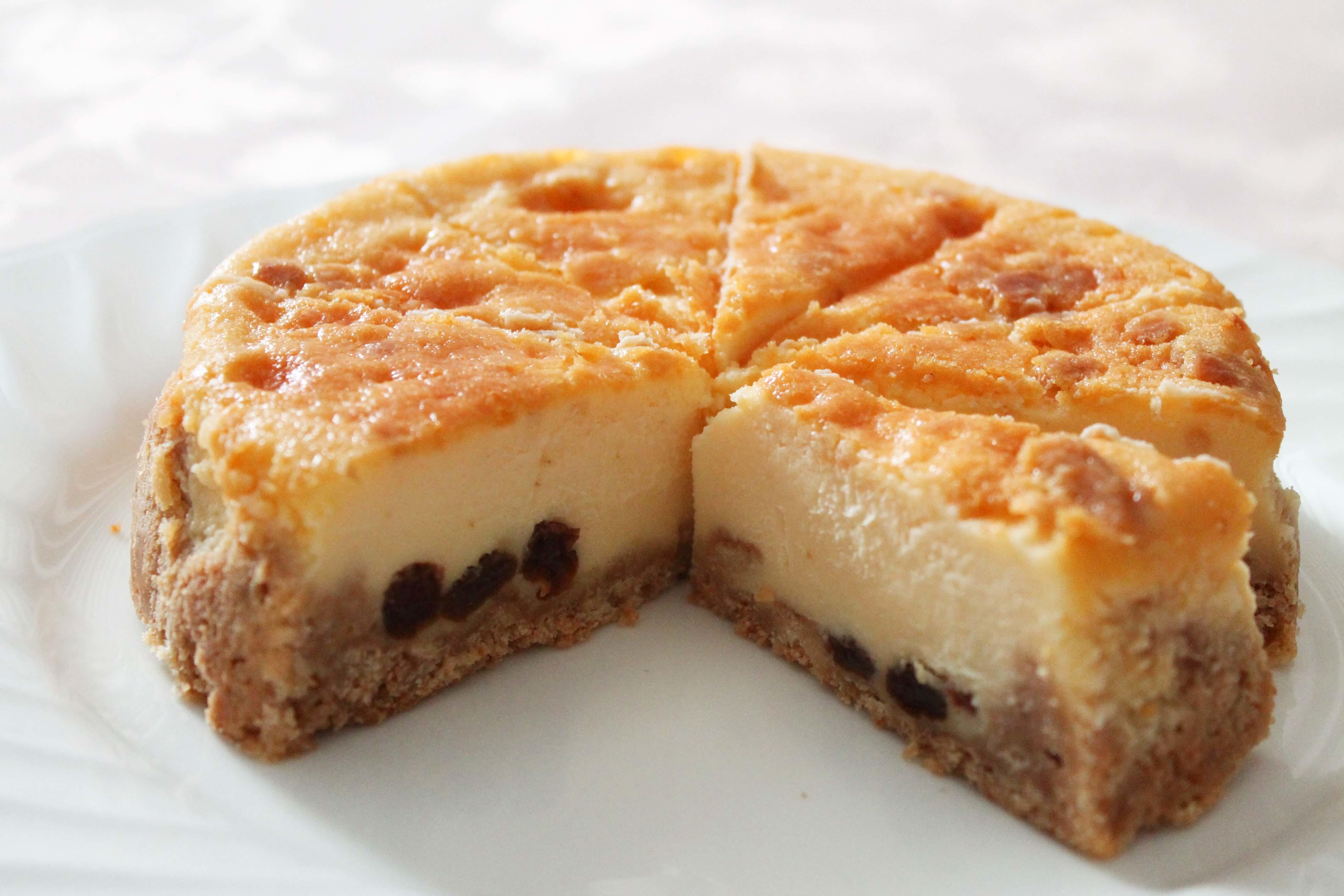 ニューヨークスタイル「チーズケーキ」_d0377645_23204708.jpg