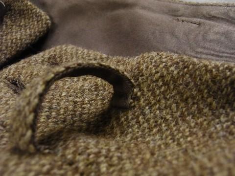 10月の製作 / classic shetlandwooltweed trousers_e0130546_13434893.jpg
