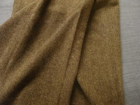 10月の製作 / classic shetlandwooltweed trousers_e0130546_13442481.jpg