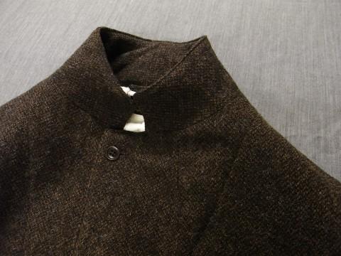 10月の製作 / classic shetlandwooltweed tailor jacket_e0130546_14370880.jpg