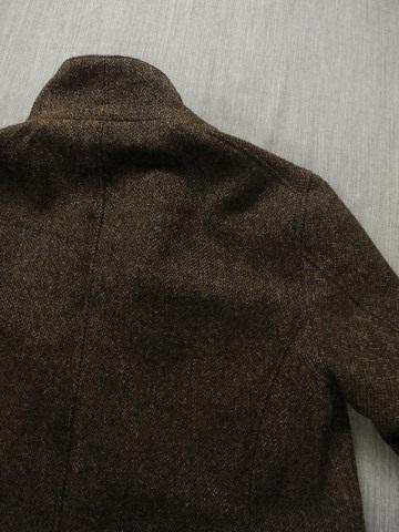 10月の製作 / classic shetlandwooltweed tailor jacket_e0130546_14393641.jpg