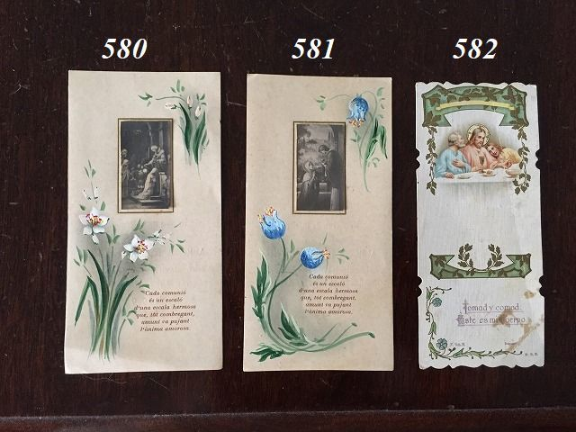 ホーリーカード(聖人のカード、エスタンパ)_f0112550_06482926.jpg