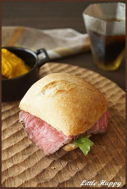 コストコレシピ(メニセーズ チェバッタロール)_d0269651_12184327.jpg