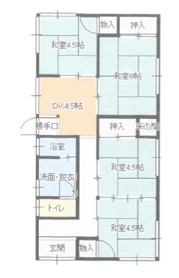 昭和レトロな平屋建て_f0115152_07544858.jpg