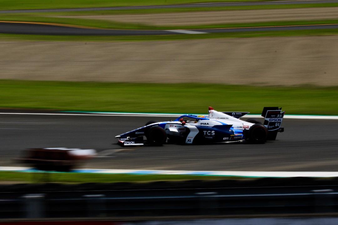 Enjoy Honda 2019 ・・・No.5 全日本スーパーフォーミュラ選手権_e0071967_1514313.jpg