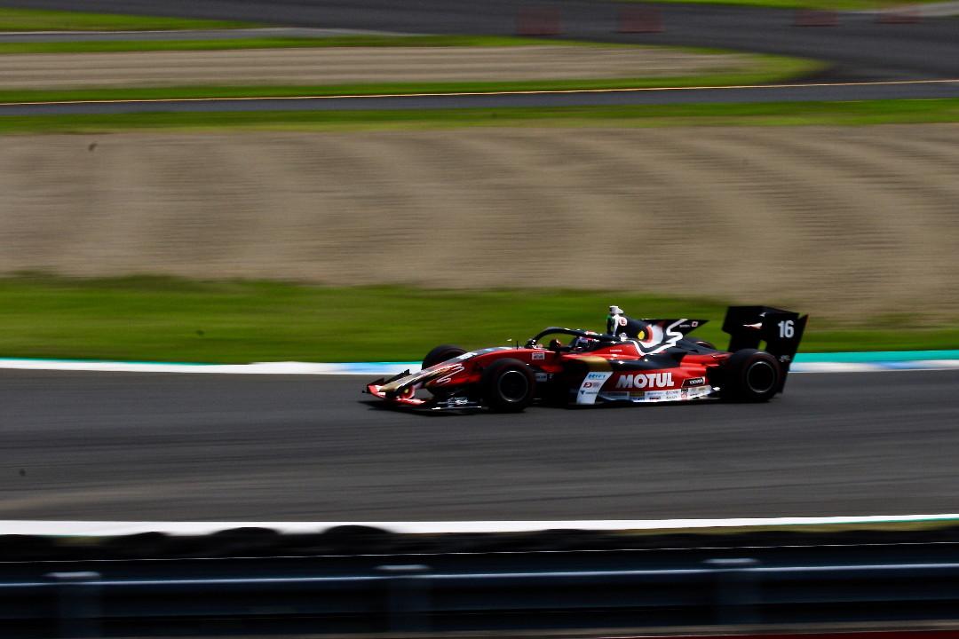 Enjoy Honda 2019 ・・・No.5 全日本スーパーフォーミュラ選手権_e0071967_15143482.jpg