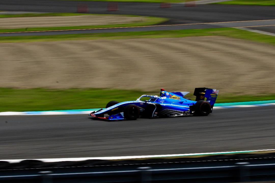 Enjoy Honda 2019 ・・・No.5 全日本スーパーフォーミュラ選手権_e0071967_15144072.jpg