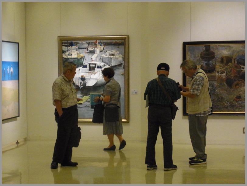 第34回日本の海洋画展はじまる。_a0086270_11594082.jpg
