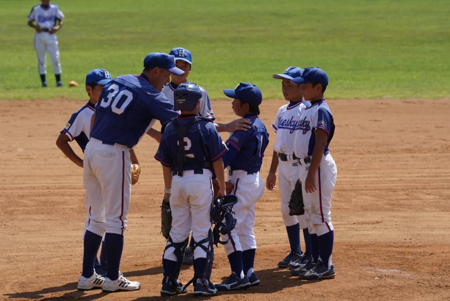 8月18日 加茂市長杯 学童野球大会 2日目結果です!(^^)d_b0095176_11540965.jpeg