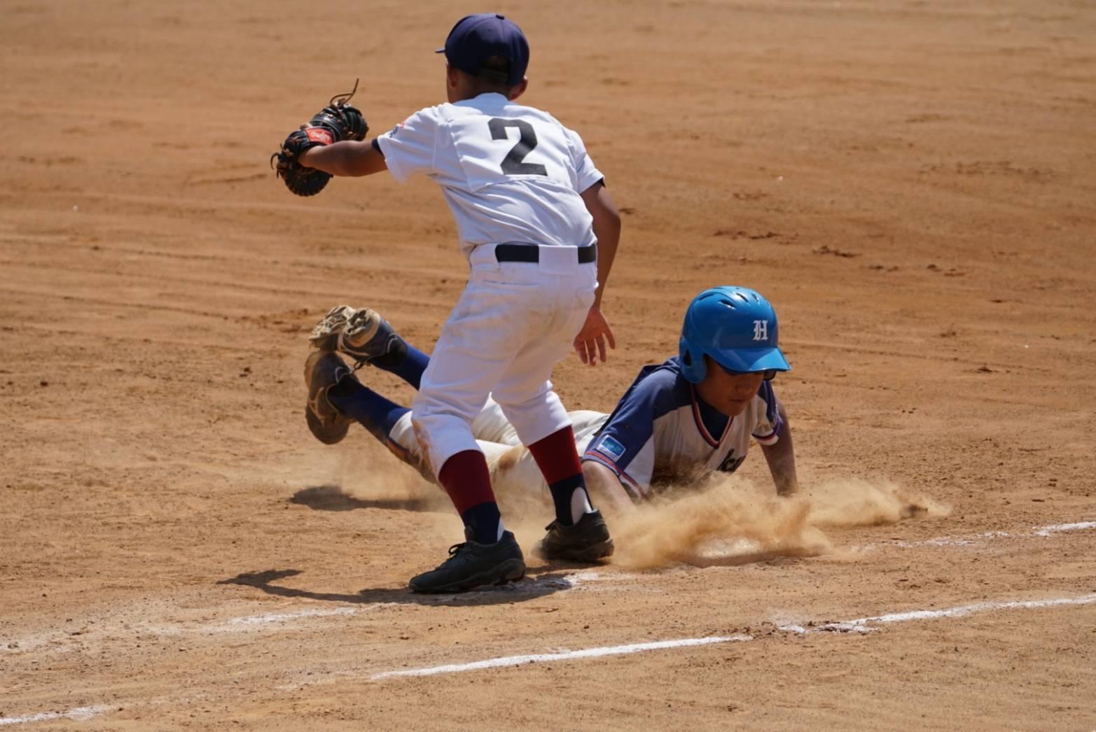 8月18日 加茂市長杯 学童野球大会 2日目結果です!(^^)d_b0095176_11542273.jpeg