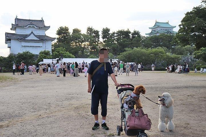 名古屋城夏まつり。_b0111376_15570284.jpg
