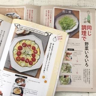 『野菜の食べ方』レシピ本、できました〜_c0031486_15030436.jpg