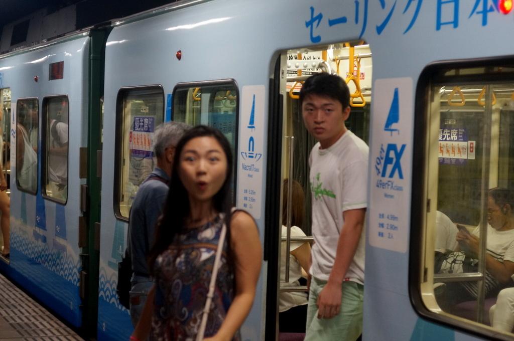 腰越駅で待ち合わせ。7/31_c0180686_02303019.jpg