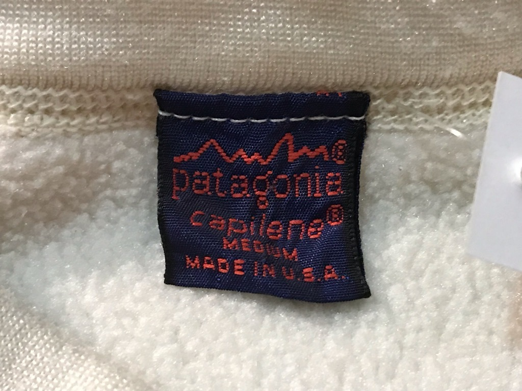 マグネッツ神戸店 8/24(土)Superior入荷! #5 Patagonia Fleece Item!!!_c0078587_14035482.jpg