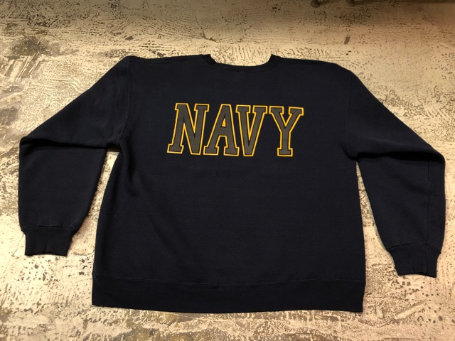 US Military Sweat!!(マグネッツ大阪アメ村店)_c0078587_23585045.jpg