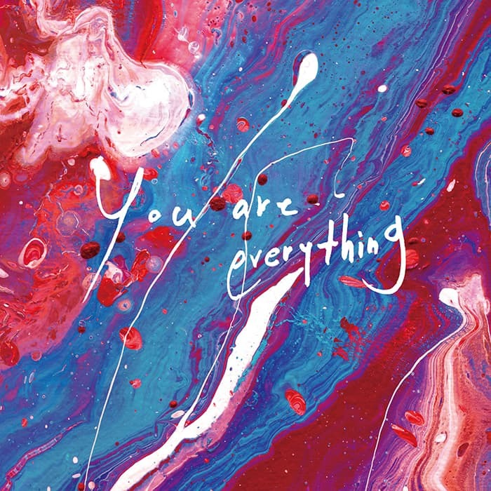 WOMAN / YOU\'RE EVERYTHING / 7inch(FLAKES-219) / 2019.9.11 Release_a0087389_17152837.jpg