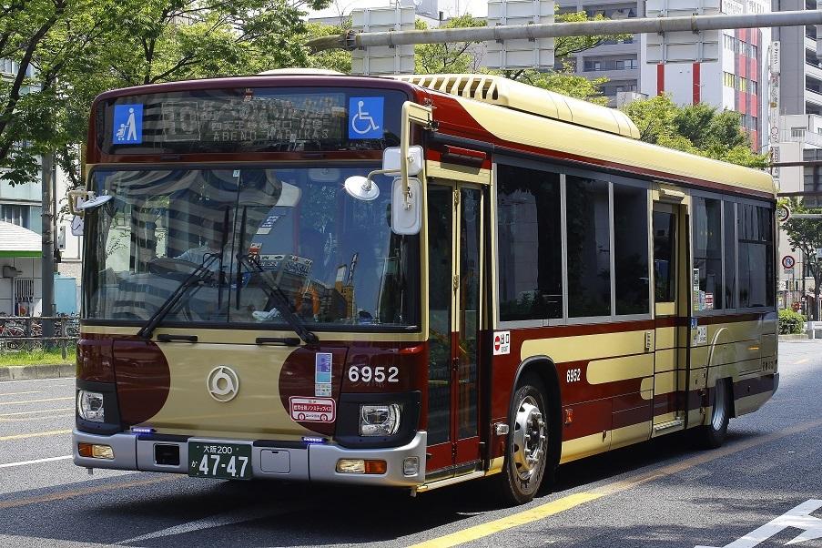 近鉄バス6952 : 適鉄~4th~
