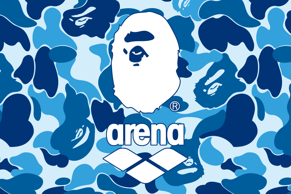 A BATHING APE® × arena_a0174495_11100881.jpg