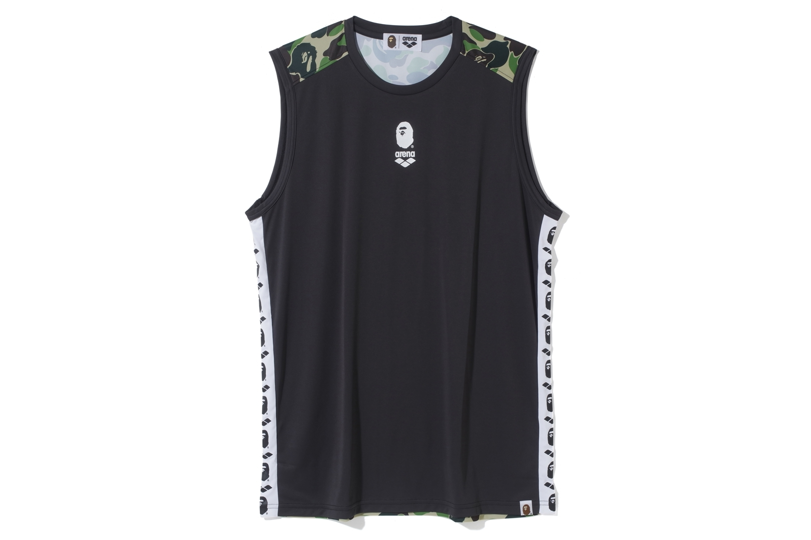 A BATHING APE® × arena_a0174495_11260417.jpg