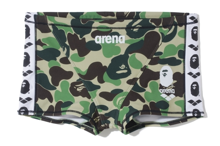 A BATHING APE® × arena_a0174495_11280144.jpg