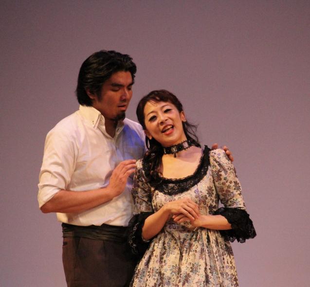 オペラ「トスカ」リリカ公演 写真①_f0144003_21172273.jpg