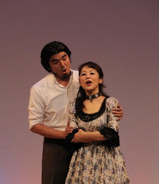 オペラ「トスカ」リリカ公演 写真①_f0144003_21180730.jpg