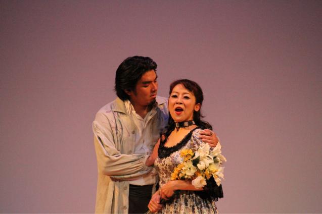 オペラ「トスカ」リリカ公演 写真①_f0144003_21184883.jpg