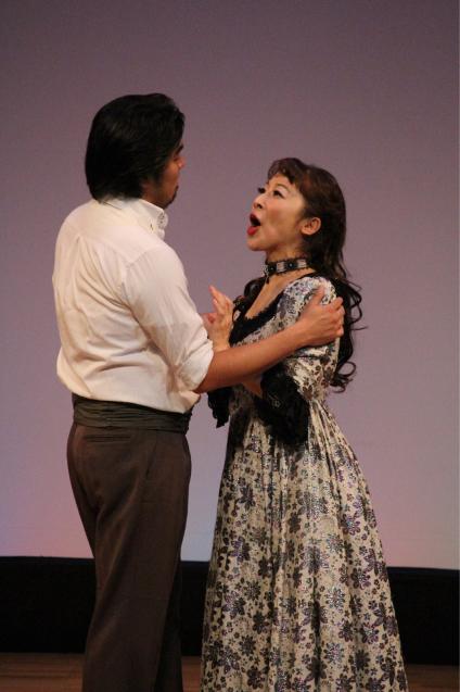 オペラ「トスカ」リリカ公演 写真①_f0144003_21185169.jpg