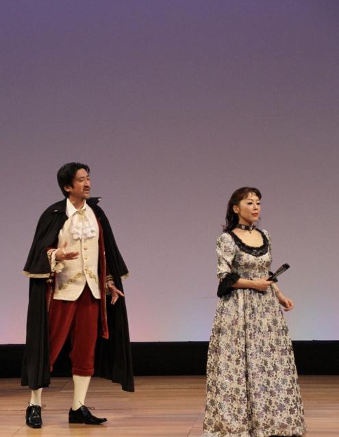オペラ「トスカ」リリカ公演 写真①_f0144003_21194145.jpg